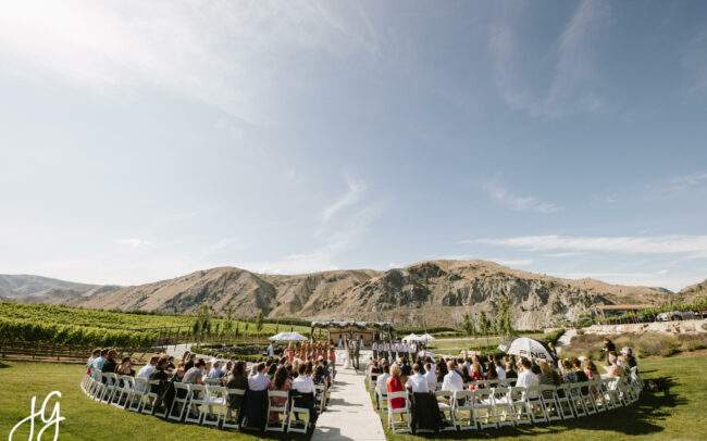 Wedding at Rocky Pond