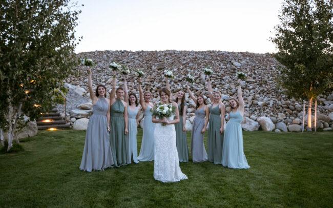 Rocky Pond wedding